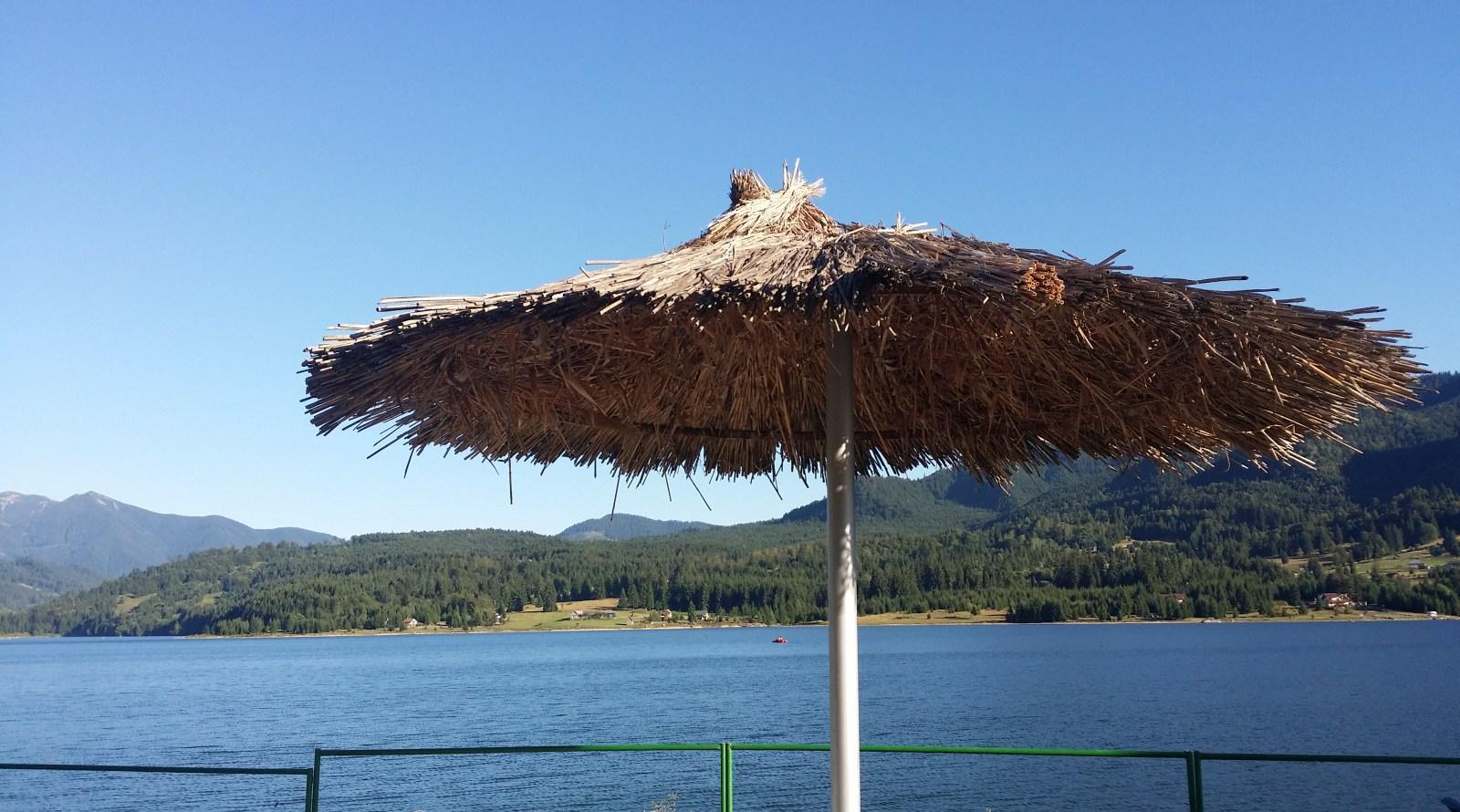 Lacul Colibiţa – marea de la munte