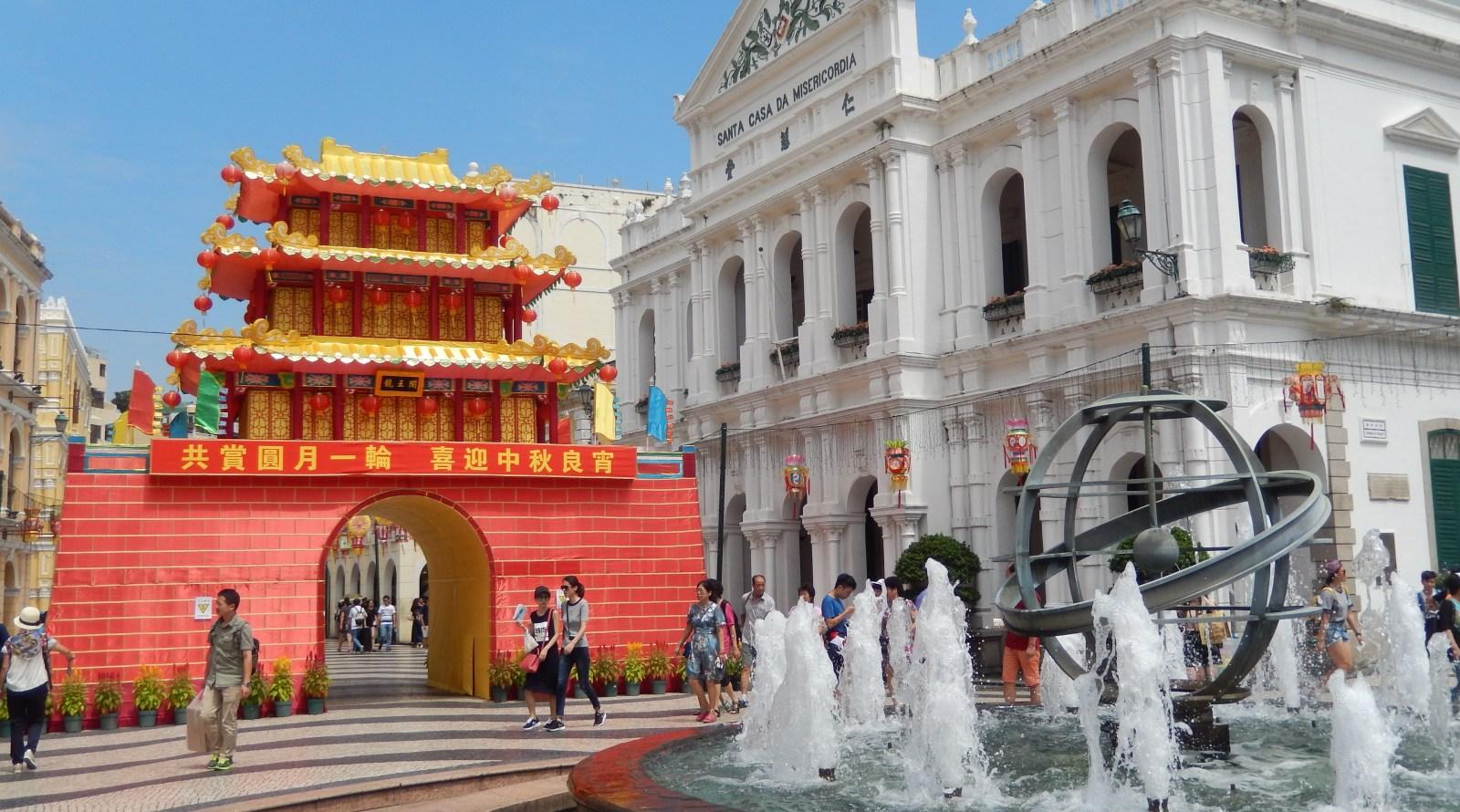 O zi plină în Macau