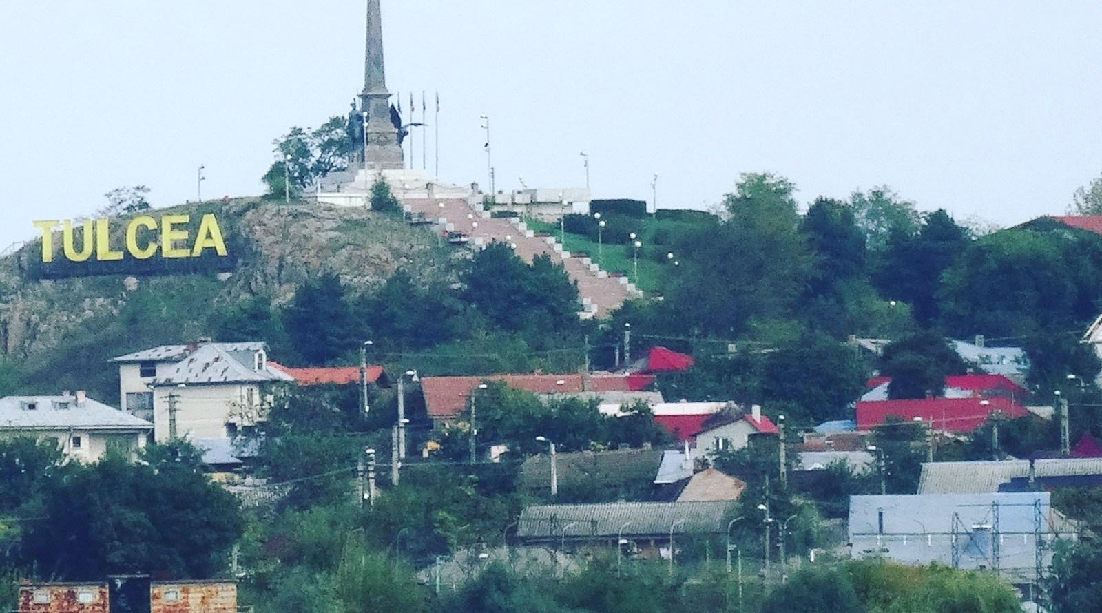 Tulcea, orașul mângâiat de Dunăre