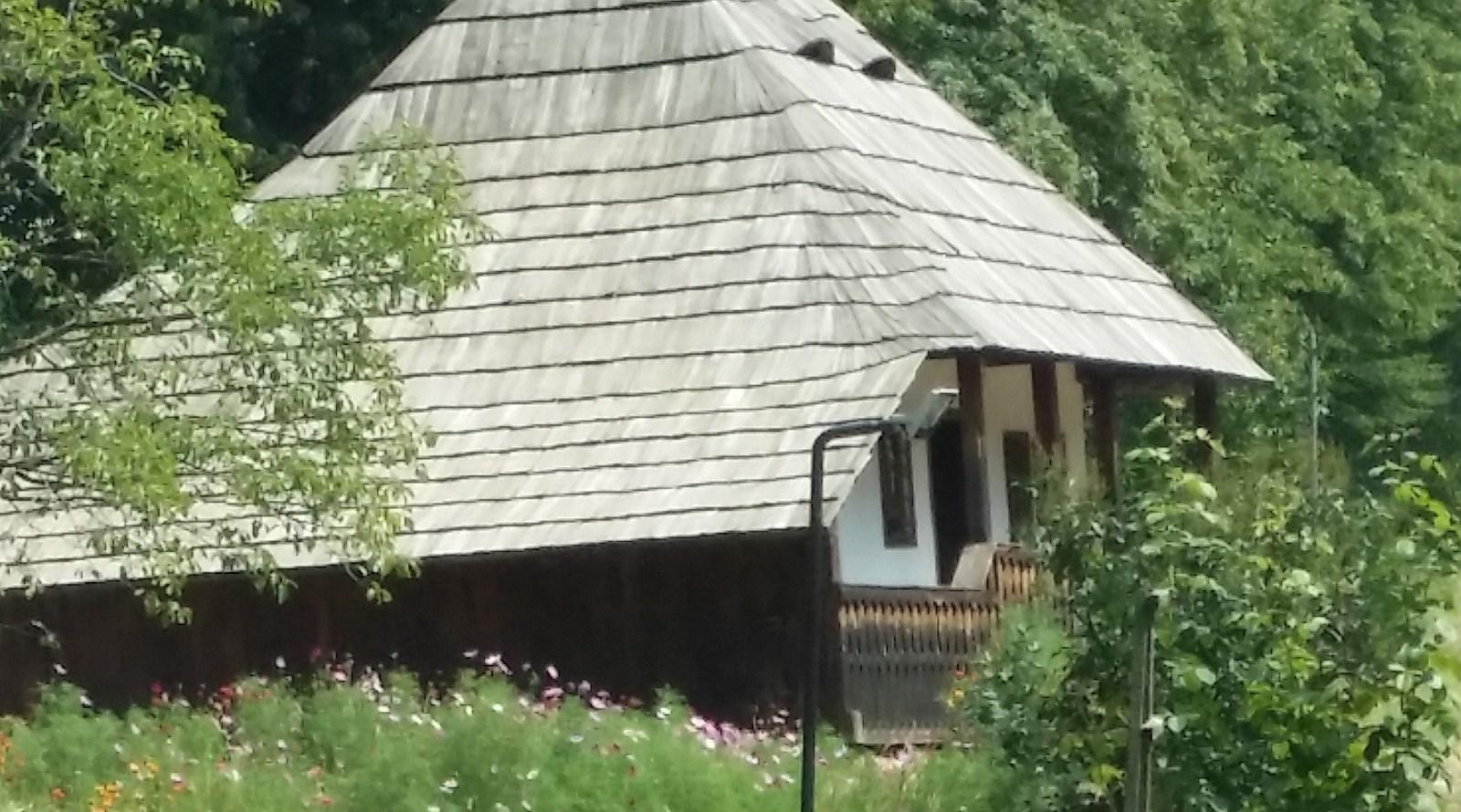 Vacanță la bunici în Bucovina